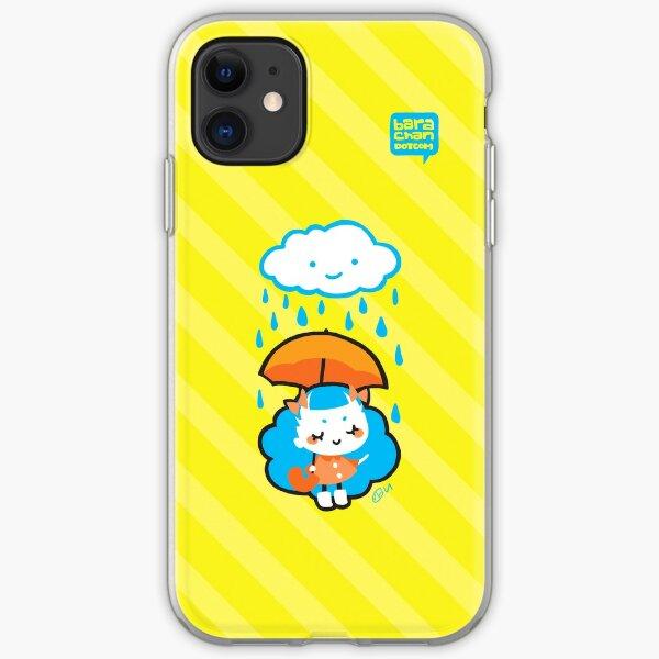 rainy day iPhone Soft Case