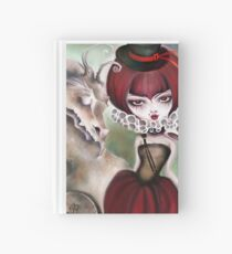 Dragon Lady - Graveyard Grenda & Dragon Hardcover Journal