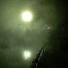 Eeerie night at midnight  by drewster