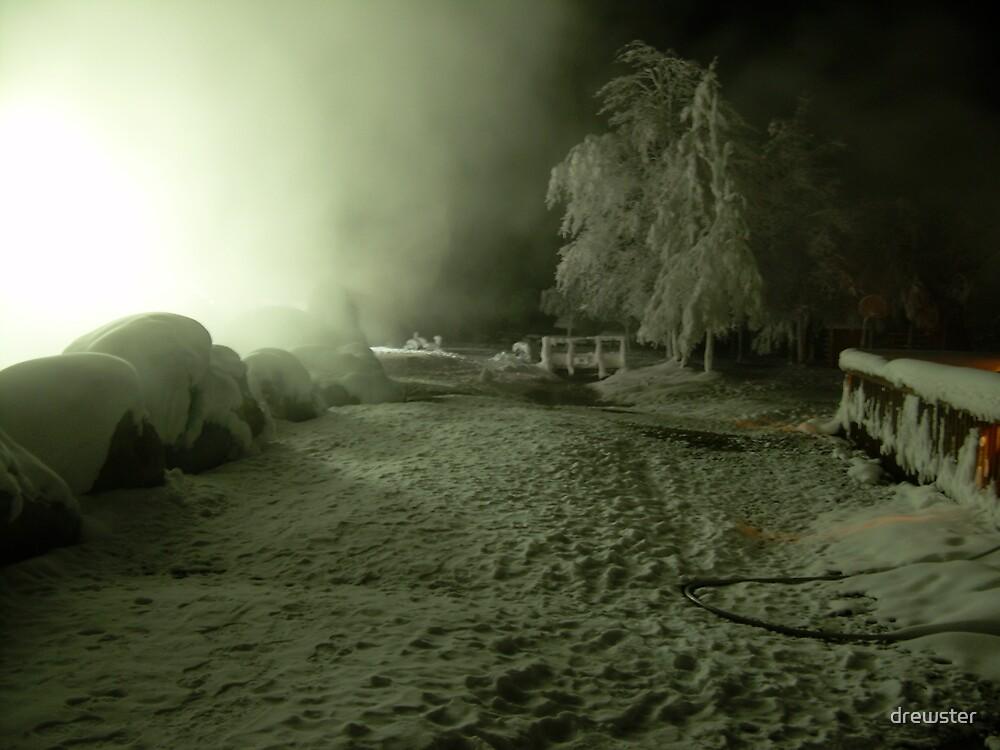 Nature's Alaskan winter magic by drewster