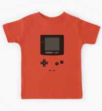Game Boy Colour Tee Kids Tee