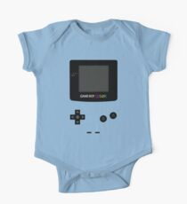 Game Boy Colour Tee Kids Clothes