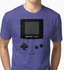 Game Boy Colour Tee Tri-blend T-Shirt