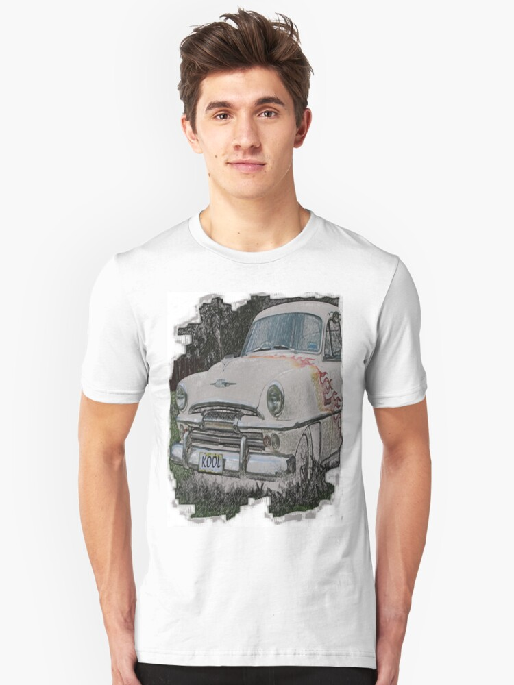 Fast ride Unisex T-Shirt Front