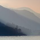 Shades of Ullswater by Jeanie