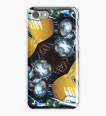 Reflections of Cars Collage iPhone Case/Skin