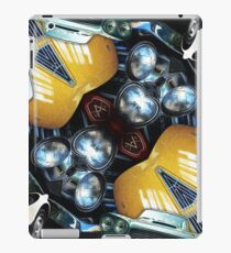 Reflections of Cars Collage iPad Case/Skin