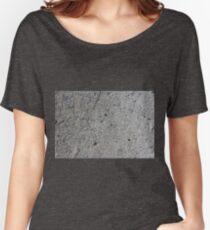 cement Women's Relaxed Fit T-Shirt