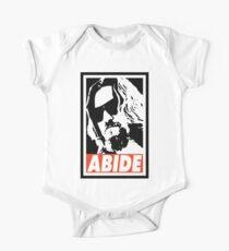 ABIDE One Piece - Short Sleeve