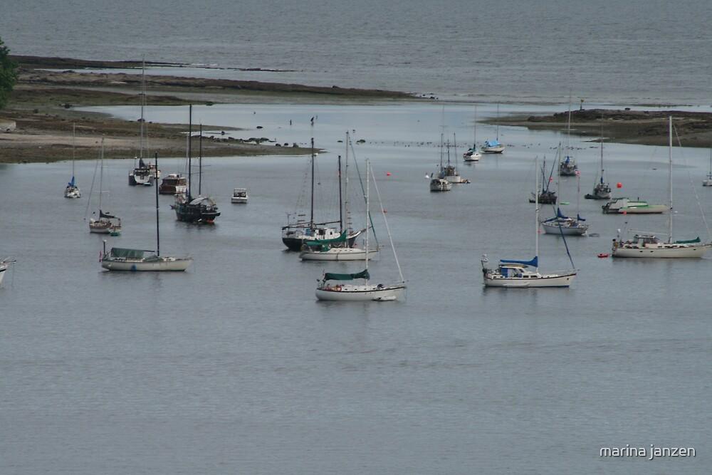boats by marina janzen