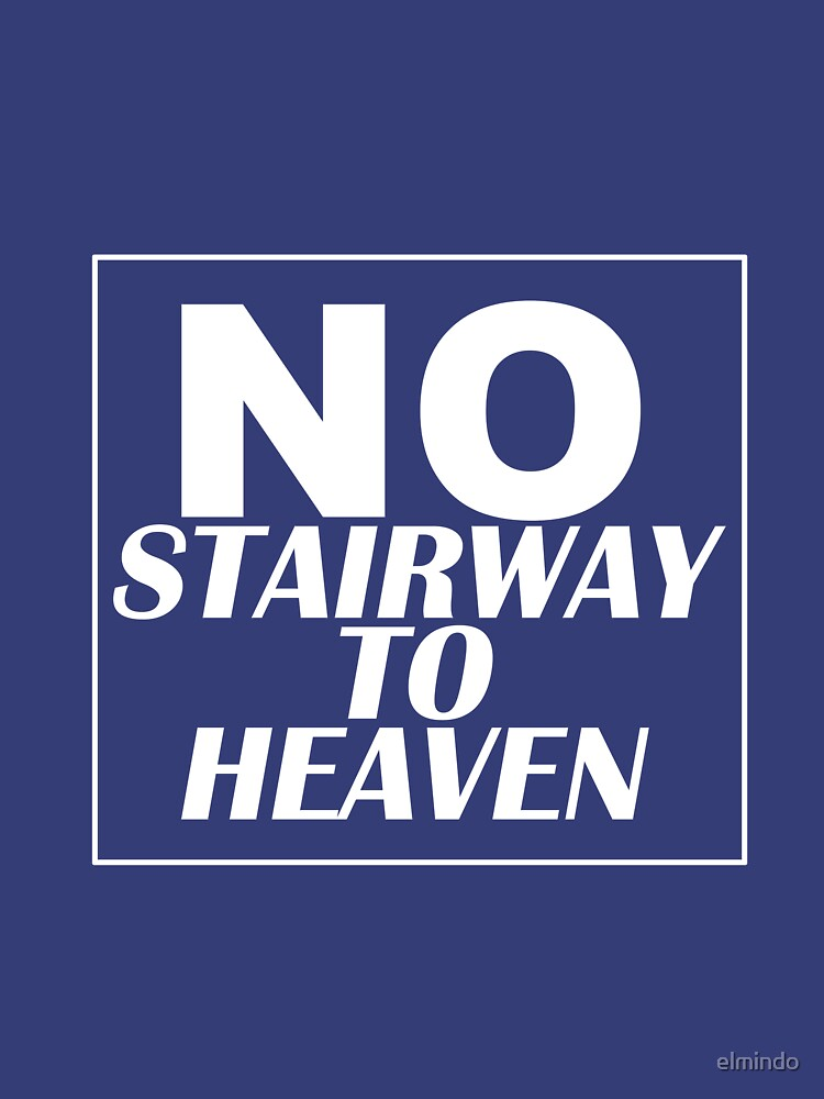 No 'Stairway'! Denied by elmindo