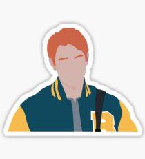 Archie Andrews no writing Sticker