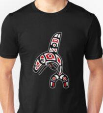 Haida Orca Killer Whale T-Shirt