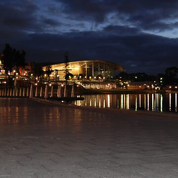 Adelaide by night by Princessbren2006