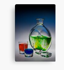 Glassware 1 Canvas Print