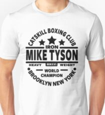 Mike Tyson Boxing Club T-Shirt