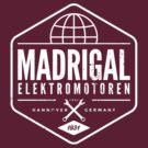 Madrigal Elektromotoren (Aged look) by KRDesign