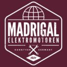 Madrigal Elektromotoren (Aged look) by KRDesign