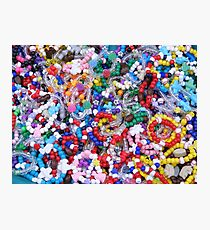 Beads A Plenty Photographic Print