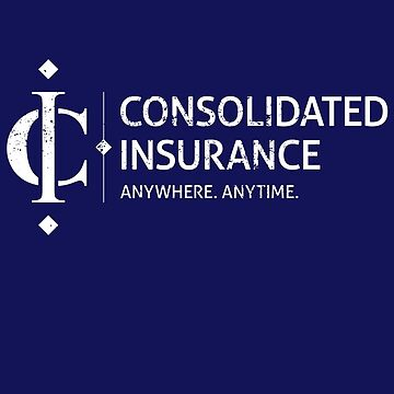 Consolidated Insurance (Aged look) by KRDesign