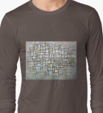 Piet Mondrian Composition No. II T-Shirt