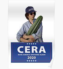 Michael Cera 2020 - 2 Poster