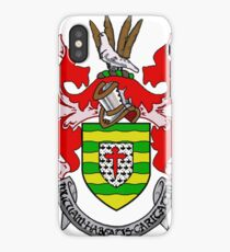 Donegal County Coat of Arms iPhone Case/Skin