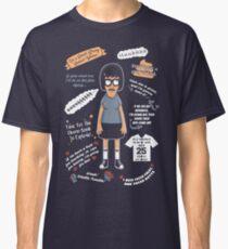 Tina Quotes Classic T-Shirt