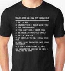 dating daughter shirts