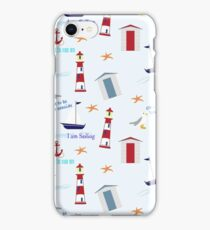 Beside The Seaside iPhone Case/Skin