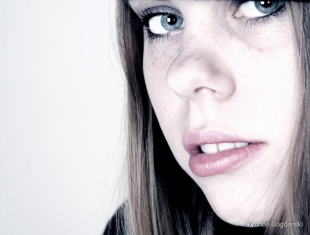 Portrait by Yvonne Bogdanski