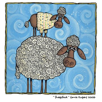 Sheep-stack by cfkaatje