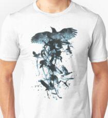 The Blue Crow Unisex T-Shirt