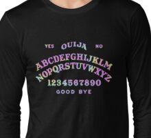 Rainbow Ouija Board Long Sleeve T-Shirt