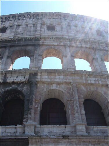 Colosseo by saramathews
