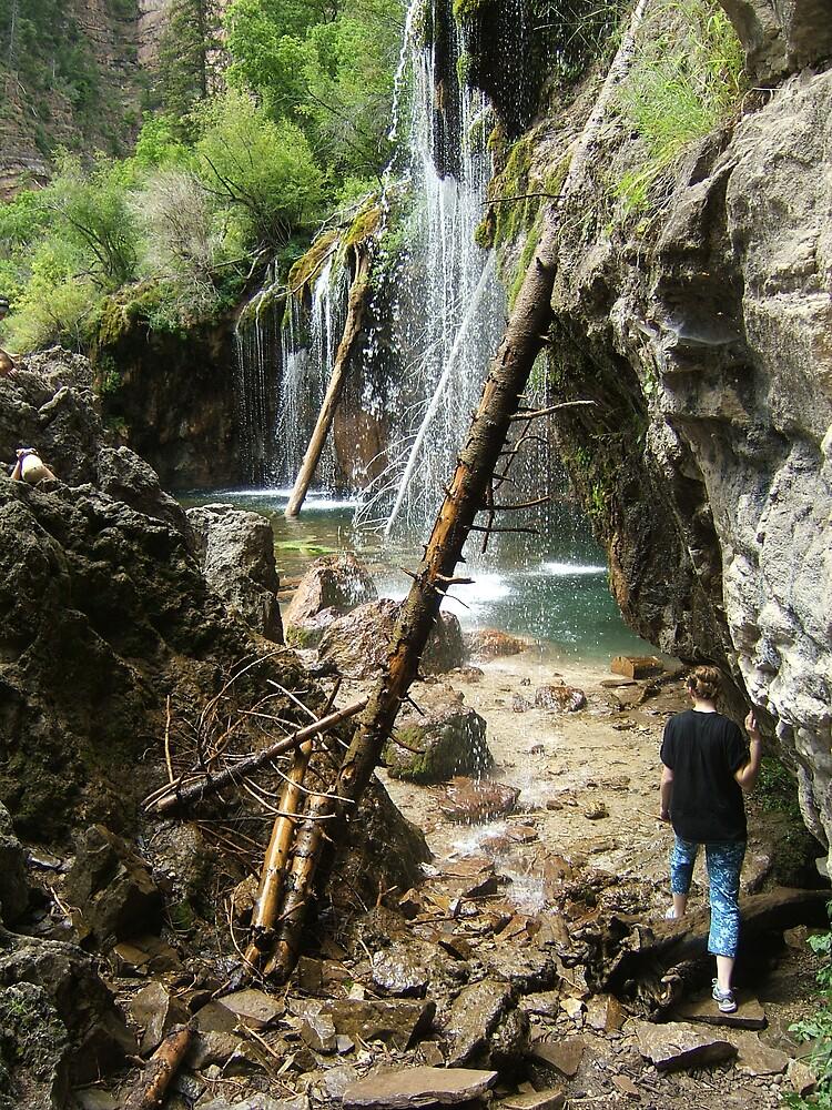 Waterfall by elbbubder