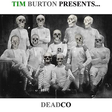 Tim Burton Presents... by thatdavieguy