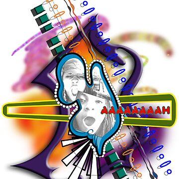 AAAAAAAAH! by mercelanise