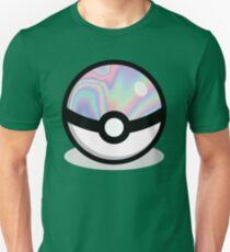 Holographic Pokeball Unisex T-Shirt