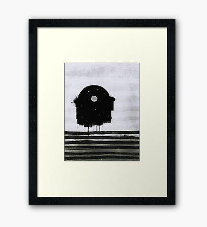 beach 2 (1959 Framed Print