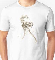 Chocobo Sketch outline Unisex T-Shirt