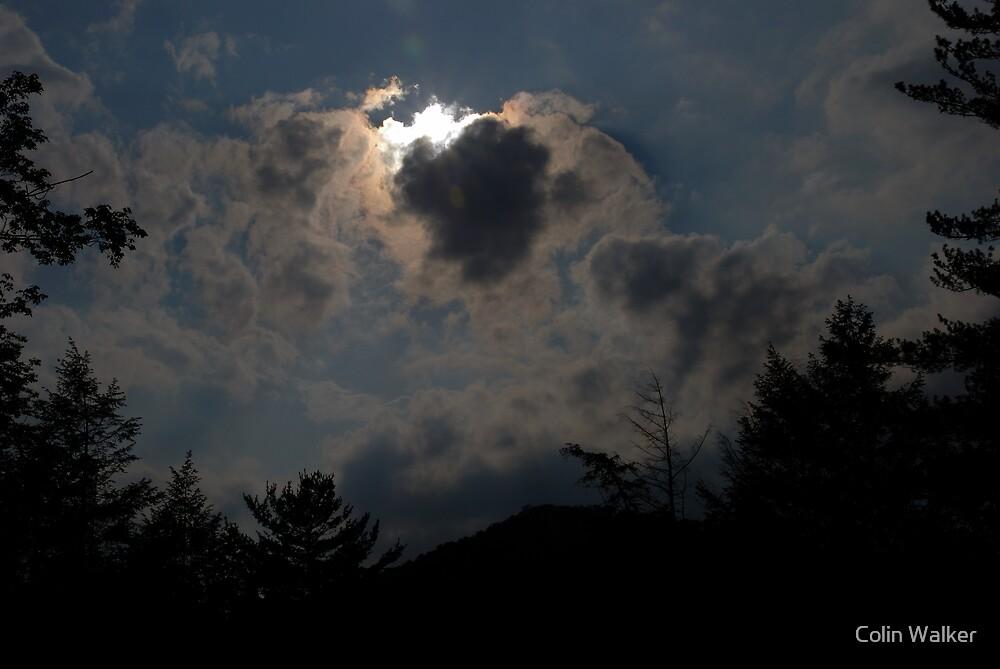Phoenicia Sky by Colin Walker