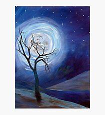 """Moon Dance""  Photographic Print"