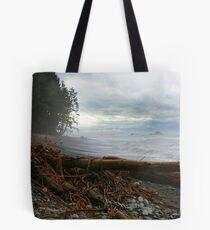 Driftwood and Bullkelp  Tote Bag