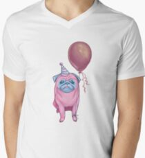 Party pug T-Shirt