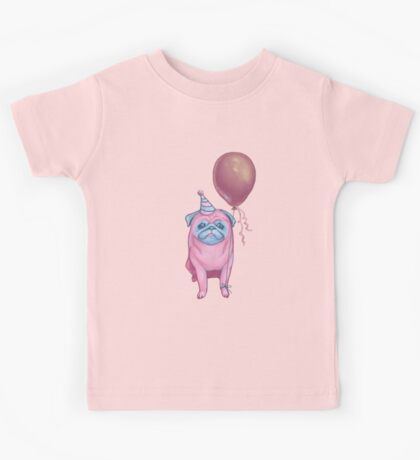 Party pug Kids Clothes