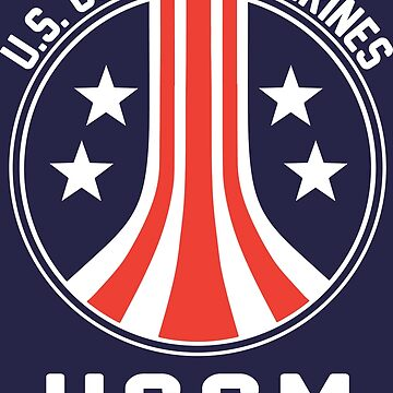 USCM US Colonial Marines by LightningDes