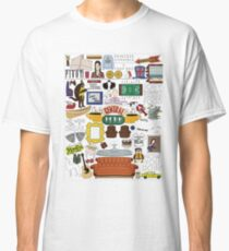 Friends Icons Classic T-Shirt