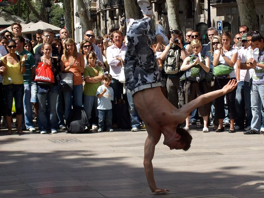 Street Dancer by EllenR