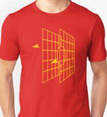 Falcon-Zielsystem Slim Fit T-Shirt